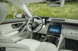 Mercedes-Maybach S-Class, 2020, interior