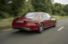 Mercedes-Maybach S-Class, 2021, rear