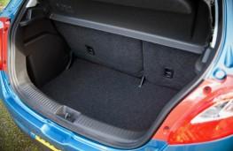 Mazda2 Venture, boot