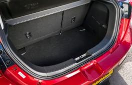 Mazda2, boot
