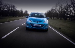Mazda2 Venture, front, action