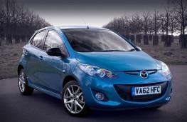 Mazda2 Venture, front