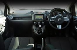 Mazda2 Venture, interior