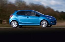 Mazda2 Venture, side, action