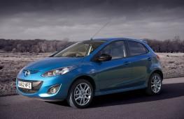 Mazda2 Venture, side