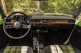Mazda 323, 1979, interior