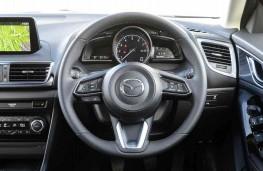 Mazda3, 2017, instrument panel