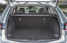 Mazda6 Tourer, boot