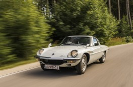 Mazda Cosmo, 1971, front