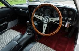 Mazda Cosmo, 1971, interior