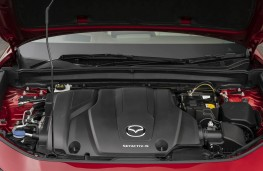 Mazda CX-30, engine
