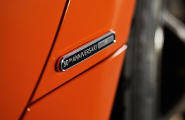 Mazda MX-5 30th Anniversary Edition badge detail