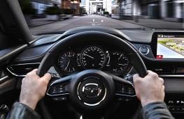 Mazda 6 2018 cockpit