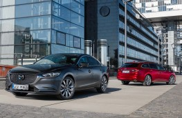 Mazda 6 Saloon and Tourer 2018