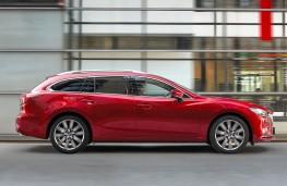 Mazda 6 Tourer 2018 side