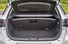 Mazda CX-3, boot 1