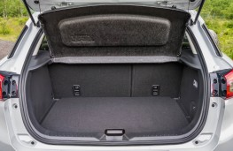 Mazda CX-3, boot 2