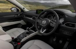 Mazda CX-5, dashboard