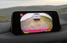 Mazda CX-5, rear view camera