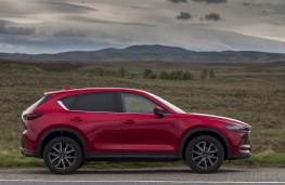 Mazda CX-5, side static