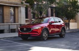 Mazda CX-5 2017 front threequarter