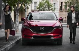 Mazda CX-5 2017 front