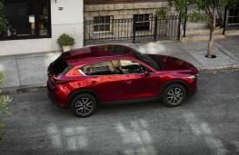 Mazda CX-5 2017 overhead
