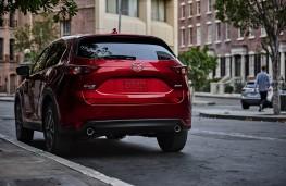 Mazda CX-5 2017 rear