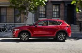 Mazda CX-5 2017 side
