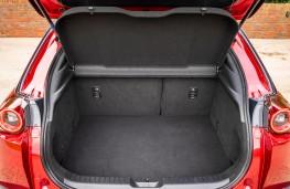 Mazda MX-30, 2021, boot