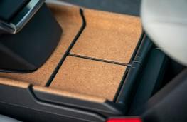 Mazda MX-30, 2021, cork trim inlays