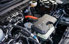 Mazda MX-30, 2021, motor