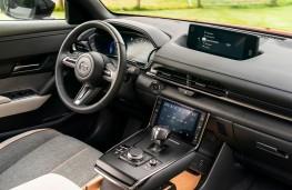 Mazda MX-30, 2021, interior