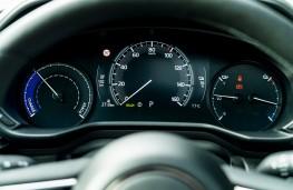 Mazda MX-30, 2021, instrument panel