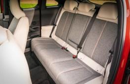 Mazda MX-30, 2021, rear seats