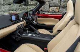 Mazda MX-5, cockpit