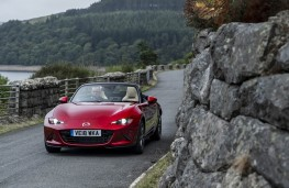 Mazda MX-5, front action 2