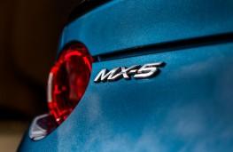 Mazda MX-5 2019 badge