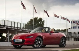 Mazda MX-5, static goodwood