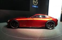 Mazda RX-Vision concept, Geneva Motor Show 2016