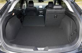 Mazda3, boot 1