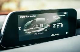 Mazda3, dash detail