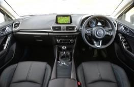Mazda3, dashboard