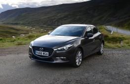 Mazda3, front static