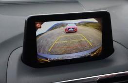 Mazda3, screen