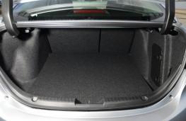 Mazda3 Fastback, boot