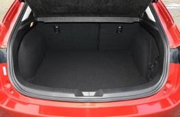 Mazda3 Hatchback, boot 1