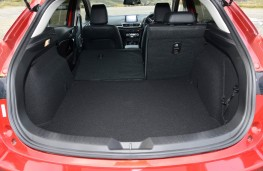 Mazda3 Hatchback, boot 2