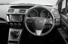 Mazda5 Venture, interior