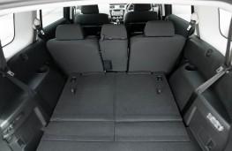 Mazda5 Venture, cargo area